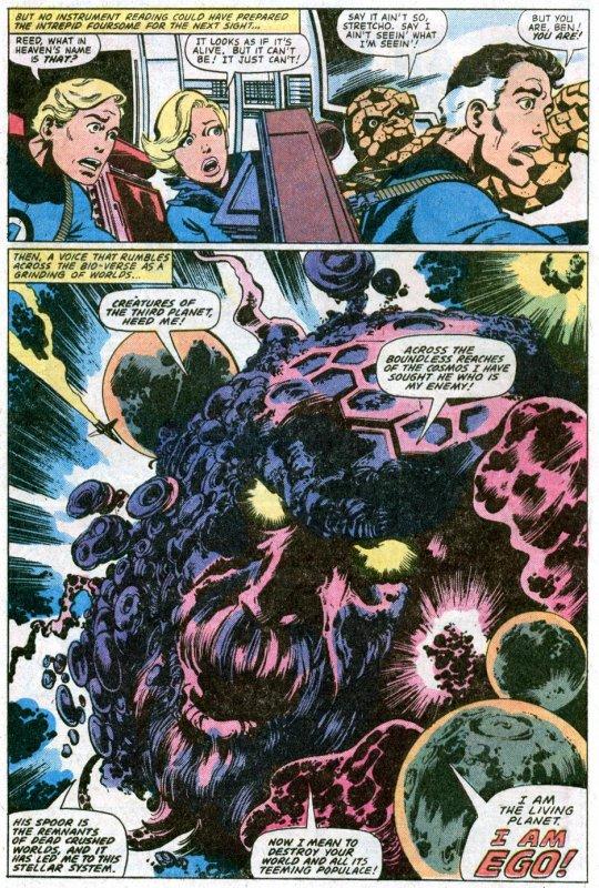 Fantastic Four 234-235 (1981), scenario et dessins par: John Byrne