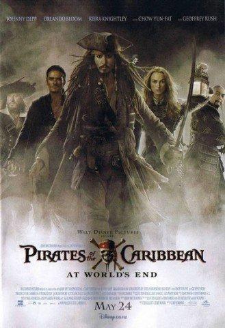 Pirates des Caraïbes 3: Jusqu'au Bout du Monde (2007)