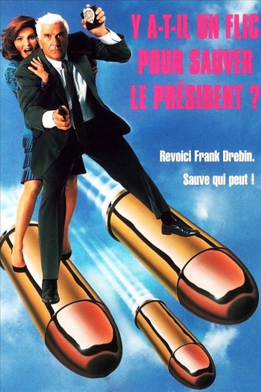 Y a-t-il un Flic pour sauver le Président ? (1991)