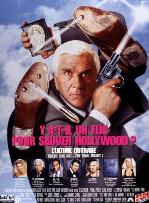 Y a-t-il un Flic pour sauver Hollywood ? (1994)