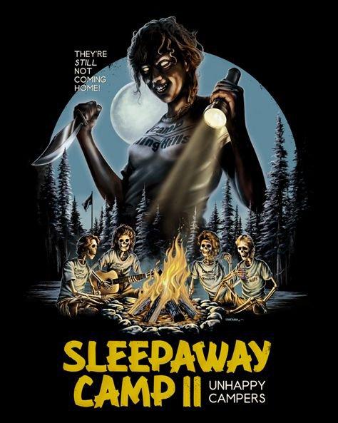 Sleepaway Camp 2: Unhappy Campers (1988)