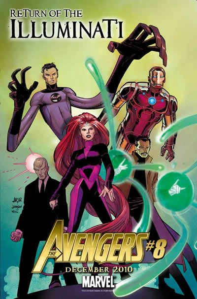 Avengers 8: Return of the Illuminati (2010) aka Avengers 8: Le retour des Illuminati
