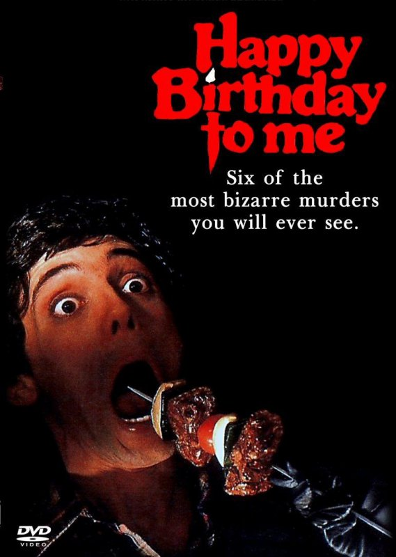 Happy Birhday to me (1981)