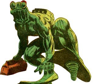The Leap Frog (1967), dessiné par: Gene Colan