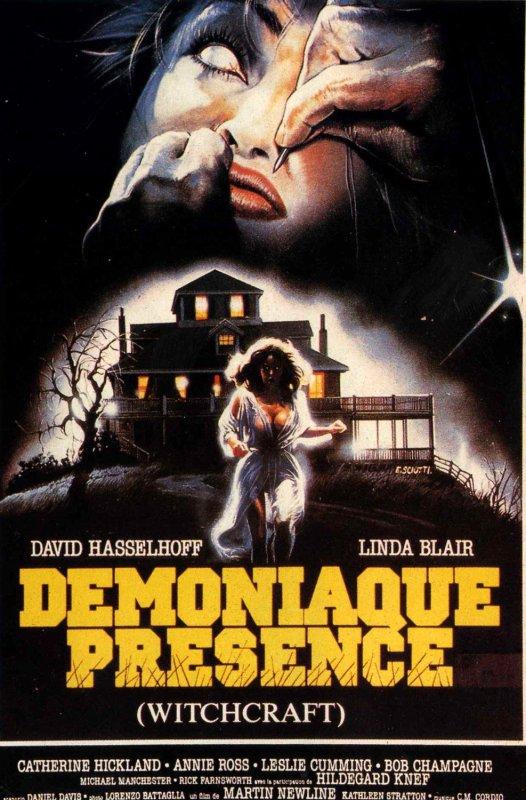 Démoniaque Présence (1988) aka Witchcraft