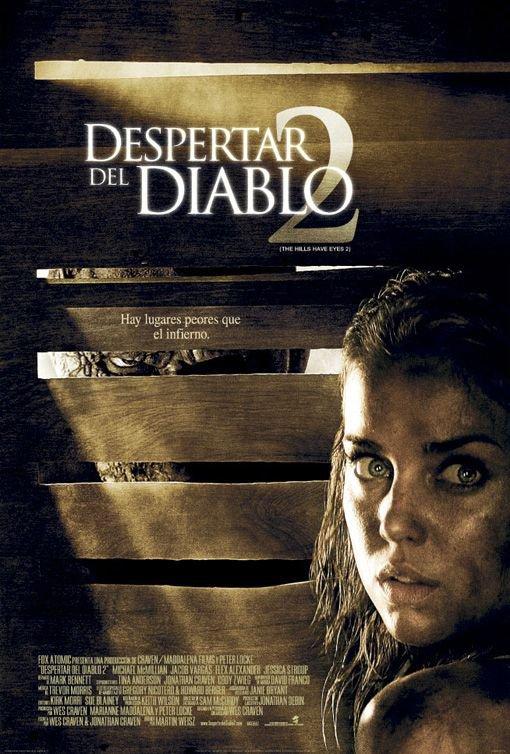 La Colline a des Yeux 2 (2007), aka The Hills have Eyes 2, aka Despertar Del Diablo 2