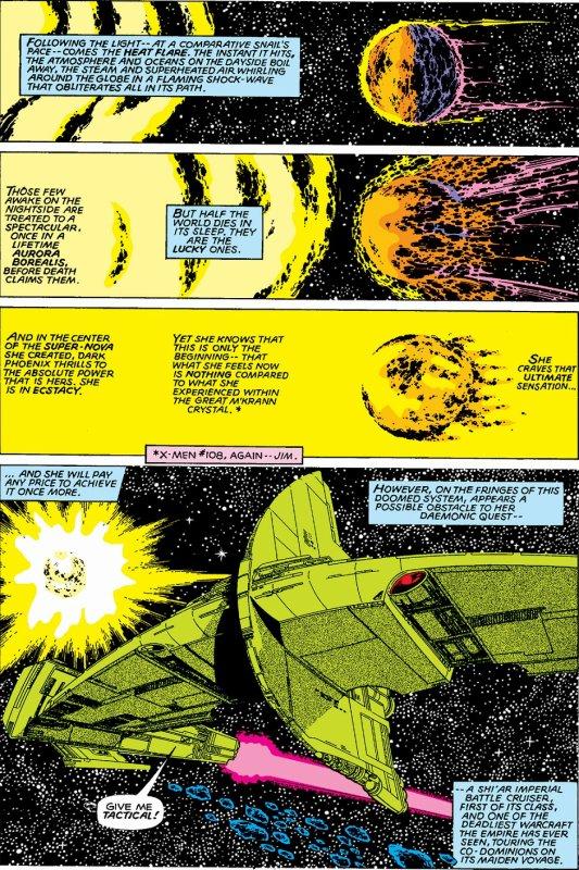 Spécial Strange 31 à 33 (1983), cover par: Jean Frisano