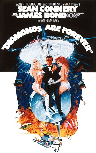 Les Diamants sont éternels (1971), aka Diamonds are forever