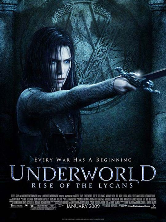 Underworld 3: Le soulèvement des Lycans (2009)