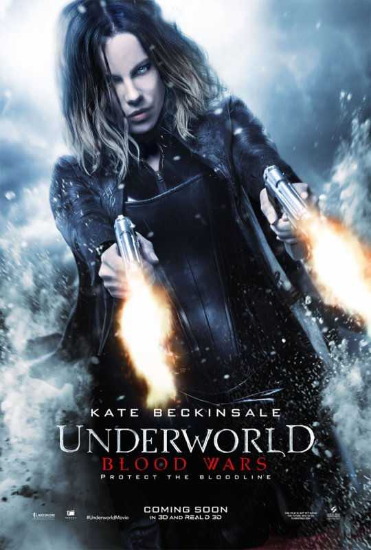 Underworld 5: Blood Wars (2017)