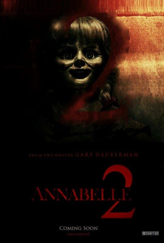 Annabelle 2: La création du Mal (2017)