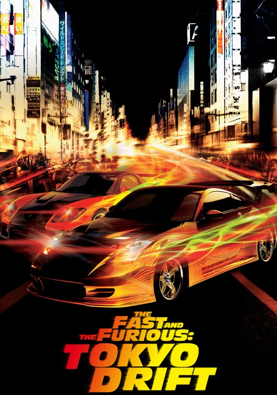 The Fast and the Furious: Tokyo Drift (2006), aka Fast and Furious 3
