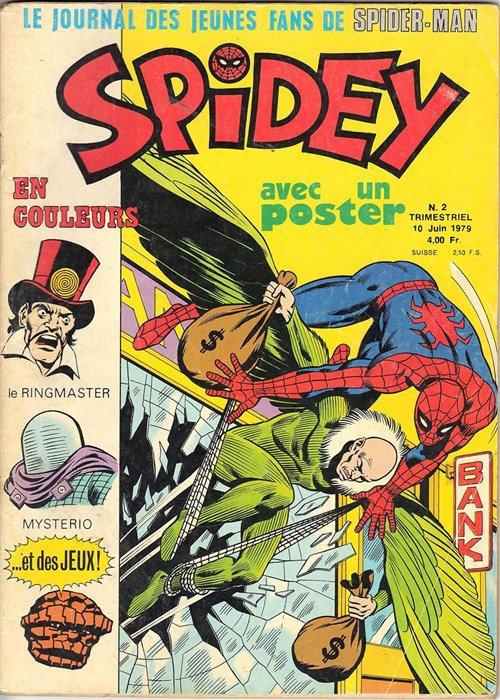 Spidey 2 (1979)