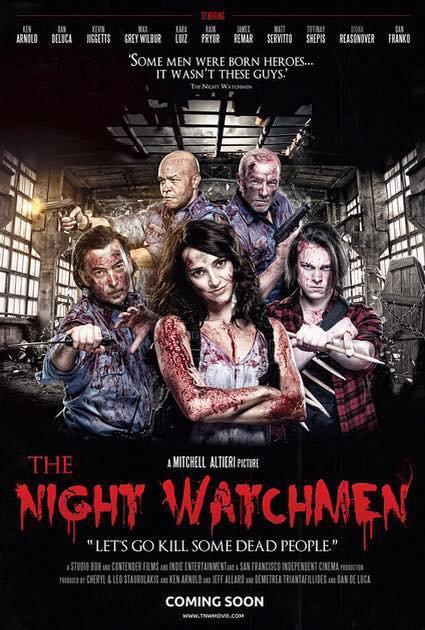 The Night Watchmen (2017) aka La Nuit des Clowns Tueurs