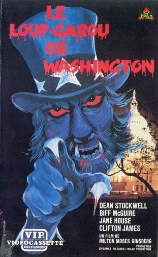 Le Loup-Garou de Washington (1973)