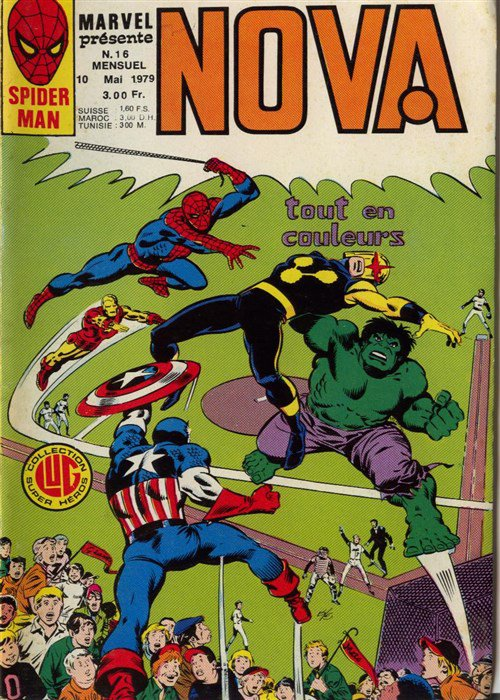 Nova 16 (1979)