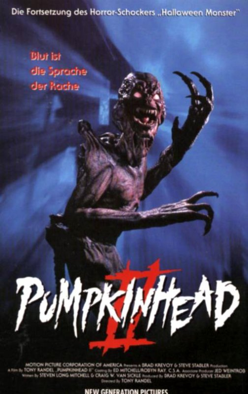 Pumpkinhead 2 (1994)