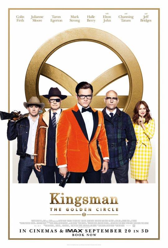 Kingsman 2: The Golden Circle (2017) aka Kingsman 2: Le Cercle d'or