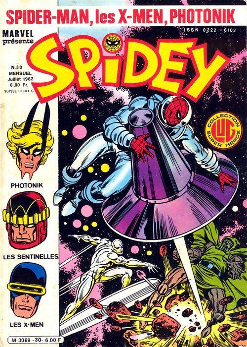 Spidey 30 (1982)