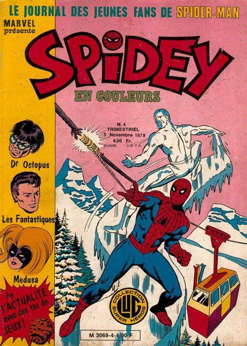 Spidey 4 (1979)