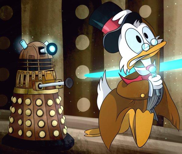 Série Docteur Who: Troisième guerre mondiale (2005)