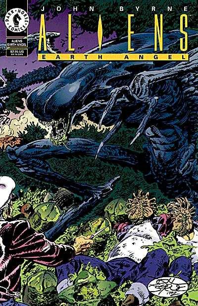 Aliens: Earth Angel (1992) by John Byrne