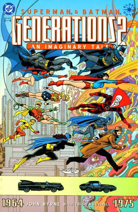 Generations 2 (2001), scenario et dessins par: John Byrne