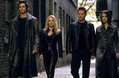 Mutant X (2001-2004)