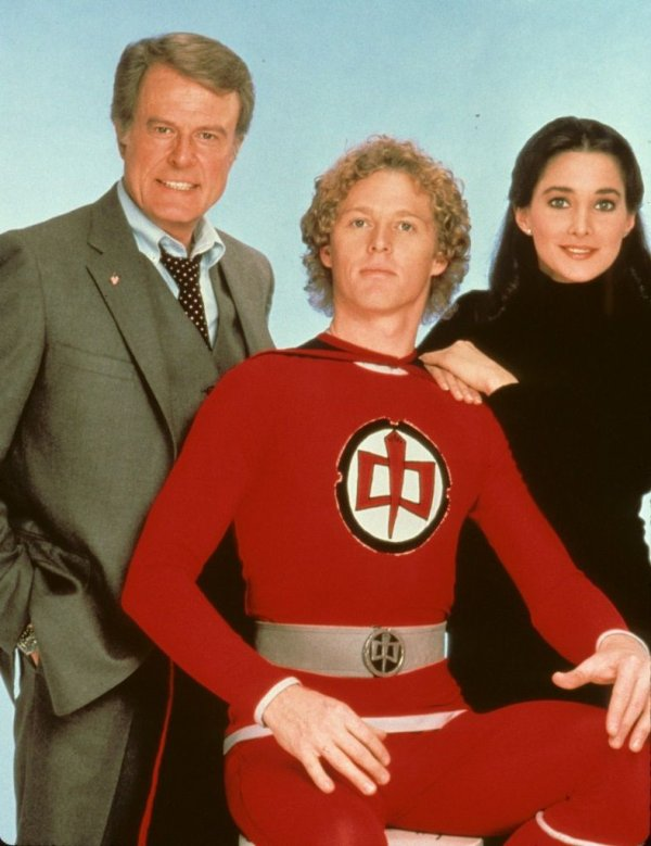 The Greatest American Super Hero (1981-1983), aka Ralph Super -Héros