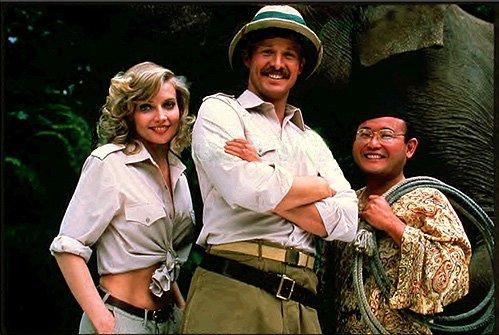 Frank, chasseur de fauves (1982-1983)