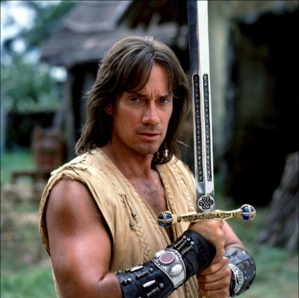 Hercules (1995-1999), aka Hercule
