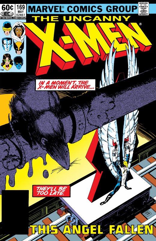 The Uncanny X-Men 169 (1983), dessins: Paul Smith, scénario: Chris Claremont.