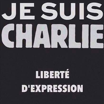 Je, Nous sommes Charlie