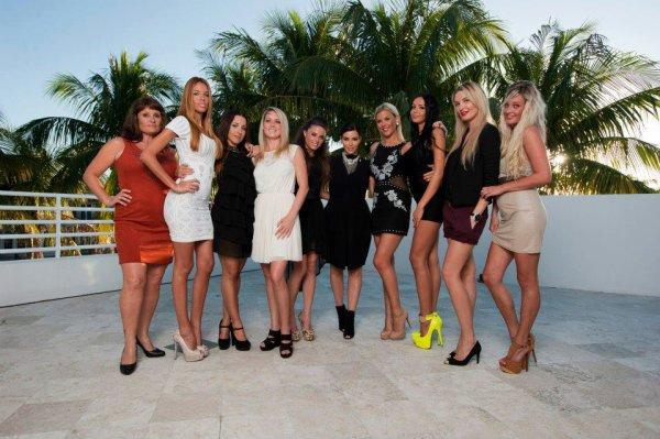 Amélie les anges 5 kim kardashian