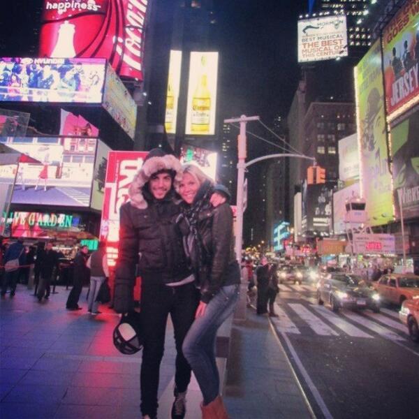 Amélie les anges 5 New York