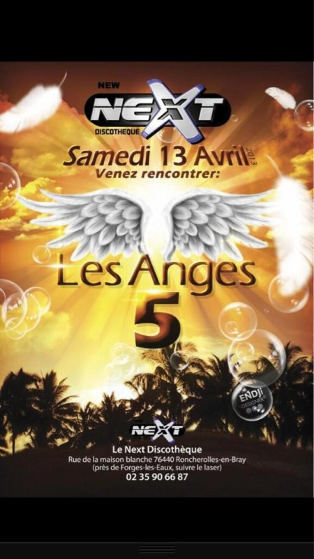 amélie a Next