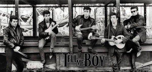 Tell Me Boy