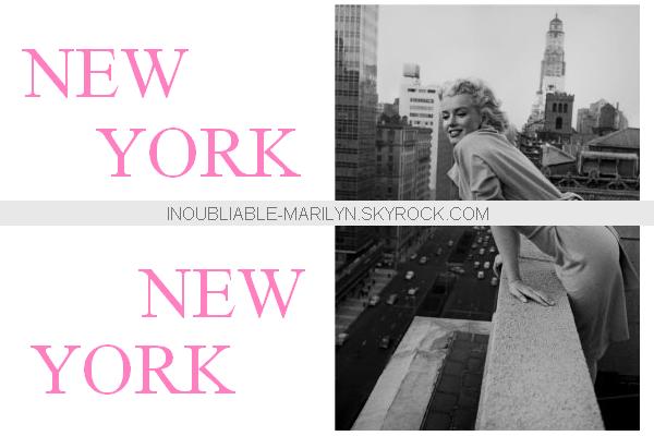 Le paradis sur terre, New York