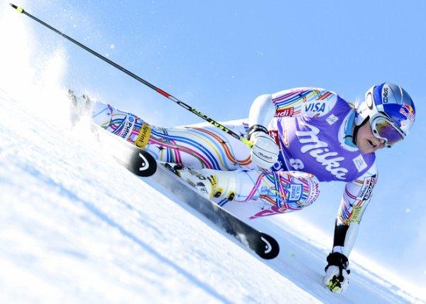 Sölden, slalom géant, le 22 octobre