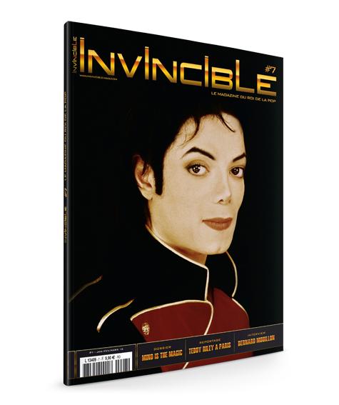#Magazine INVINCIBLE #7 est sorti