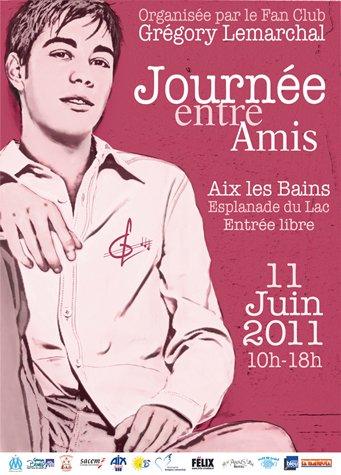 """Journée """"Entre Amis"""" 2011"""