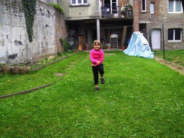 ma fille qui danse
