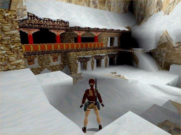 jeux tomb raider 2 (sur playstation 1)