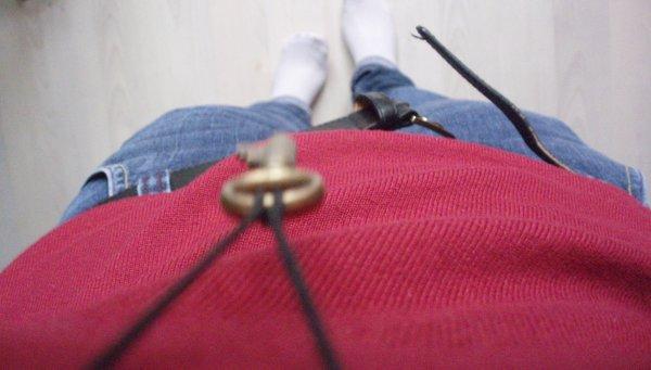 le clé de mon coeur <3 il est oue ??? :P