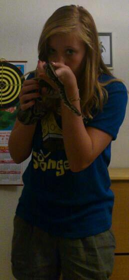 Mon serpent