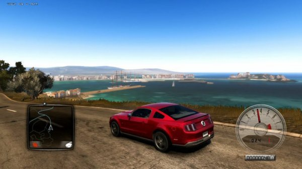 La French d'ébarque sur Test Drive Unlimited 2!!!!!