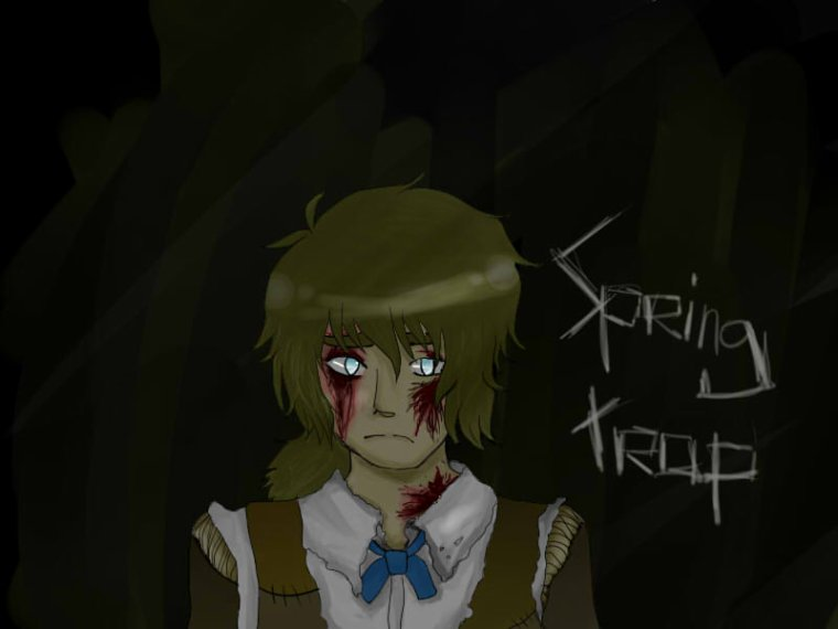 Spring Trap Human version
