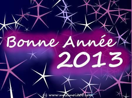 le Boxing Club Messin vous souhaite une excellente année 2013 !!!!