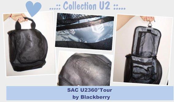 ARTICLE 4            U2 & me // Mon sac de la tournée 2009
