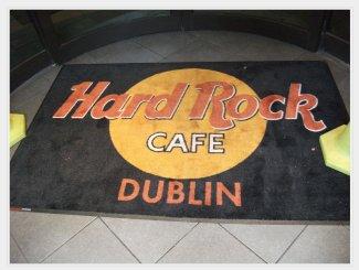 ~ Dublin ~ Hard Rock Café et U2